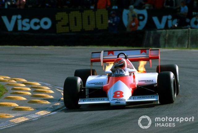 "Niki Lauda, McLaren MP4-1E <span class=""copyright"">Sutton Motorsport Images</span>"