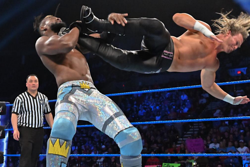 WWE Smackdown Results: Kofi Kingston Wins Again, Miz Loses as Shane McMahon Interferes