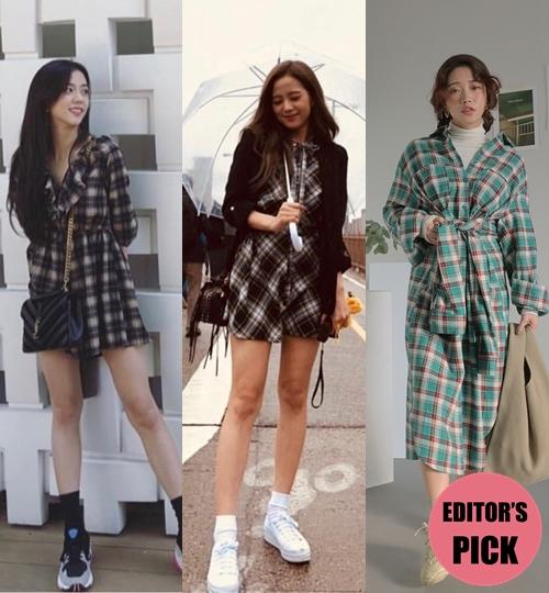 6fa038cfaa4e4 Four colors for four persons! A Look at private clothes of Blackpink