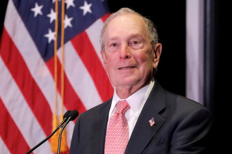 Trump, Bloomberg plan campaign ads during Super Bowl