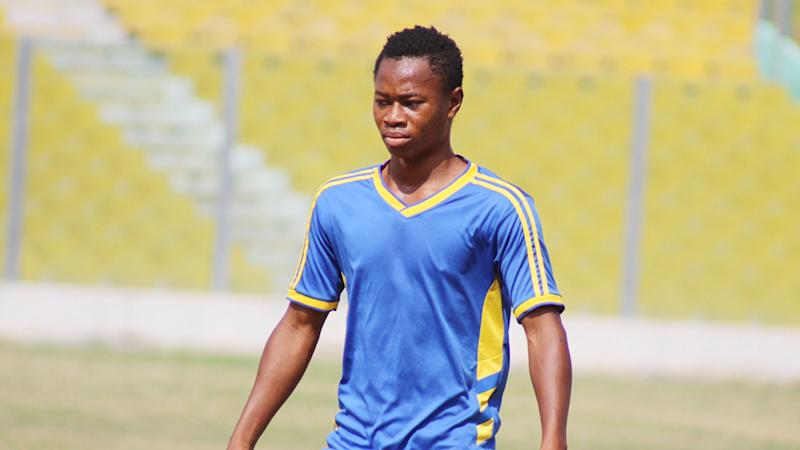 Vita Club complete the signing of Mumuni from Aduana Stars