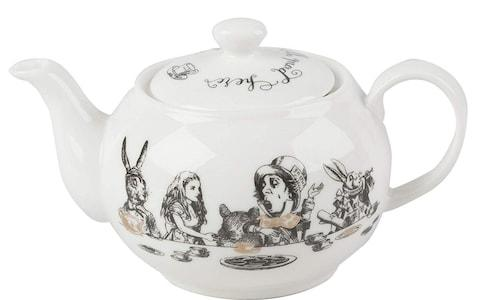 V&A Alice in Wonderland Mini Teapot
