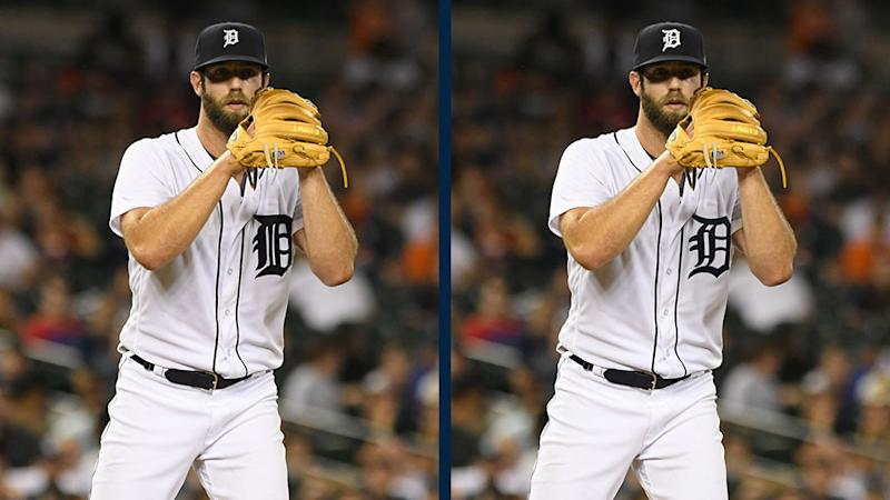 Detroit Tigers change uniform Olde English 'D' to match hats