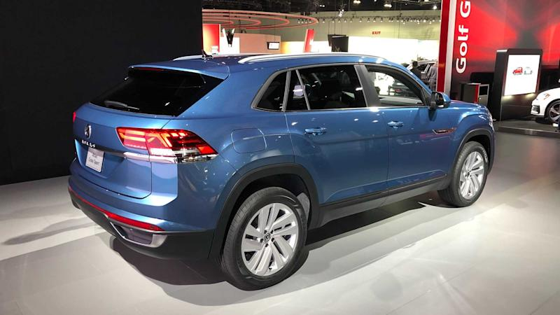 Volkswagen Atlas Cross Sport - Fotos ao vivo