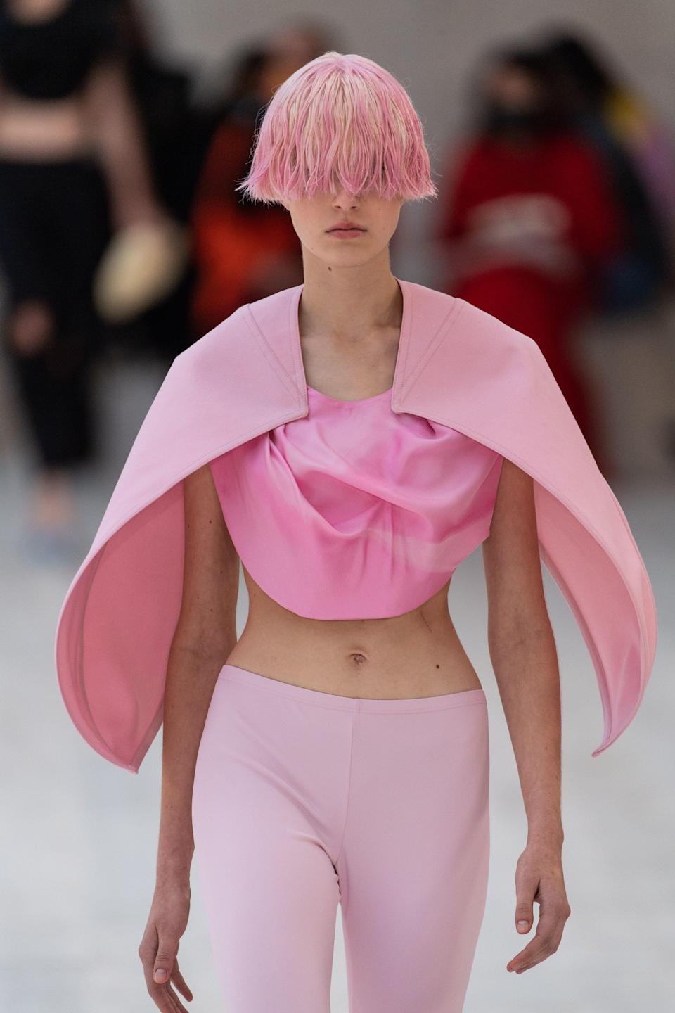 <p>Paris Fashion Week is closing out a month-long fashion fête, and we're bringing you the top looks we love from each collection. Click through to see Loewe channel <em>The Fifth Element</em>, Dior's knockout presentation, and more from the fashion capital of the world, here. </p>