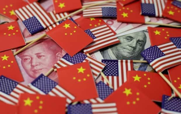 The U.S. Senate just passed a bill aimed at competing with China on economic and other fronts. It wants clarity on U.S. strategy for working with allies. (Jason Lee/Reuters illustration - image credit)