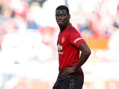 Premier League: 'It's their job to speak,' Manchester United midfielder Paul Pogba says he is used to his critics now