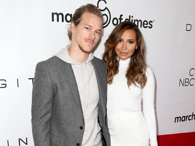 Naya Rivera's ex husband says their son asks to visit her in heaven (Getty)