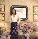 <p>While married to Prince Stanislaw Radziwill, Jackie Kennedy's socialite sister, Lee Radziwill, lived in London with her family. The posh couple also owned an estate in the countryside known as Turville Grange. </p>