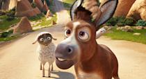<p>The same year, he also voiced Bo the donkey in the holiday animated film, <em>The Star</em>, alongside actors Keegan-Michael Key, Aidy Bryant and Gina Rodriguez. </p>