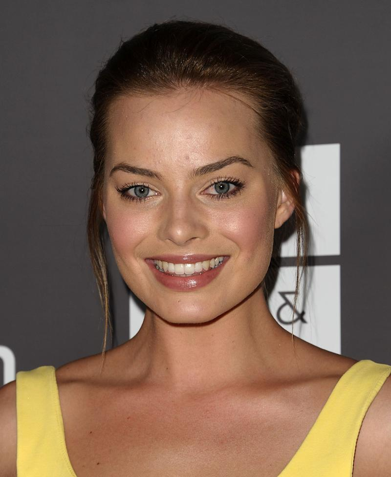 BEVERLY HILLS, CA - JUNE 07: Actress Margot Robbie attends the 2011 Australians In Film Breakthrough Awards at Thompson Hotel on June 7, 2011 in Beverly Hills, California. (Photo by Jason LaVeris/FilmMagic)