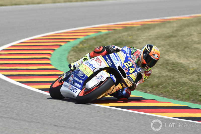 Corsi stays with Tasca Moto2 team for 2019