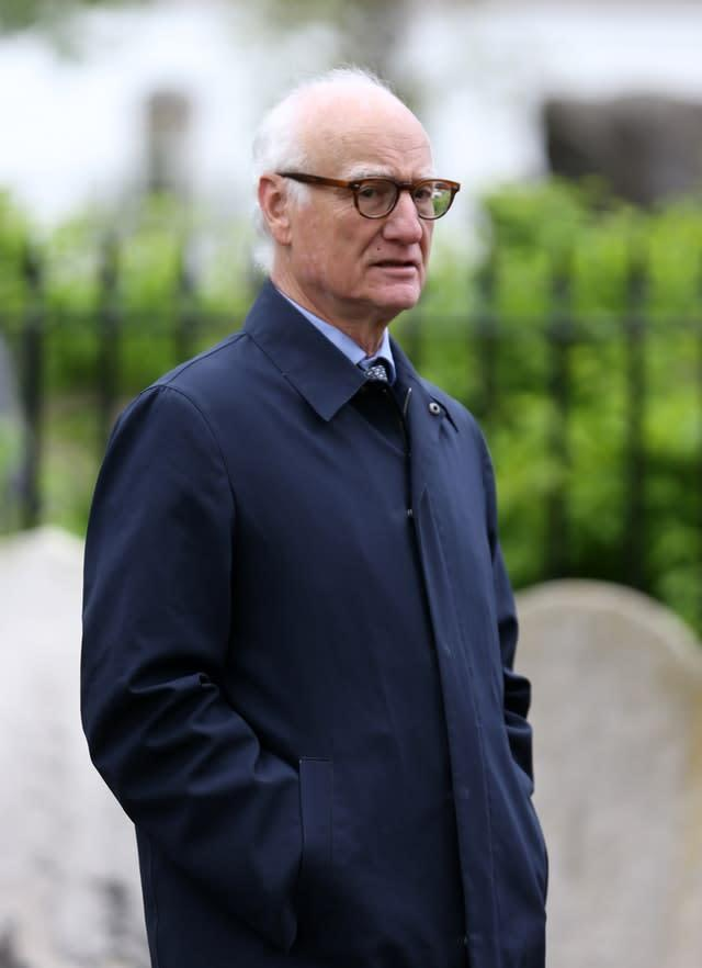 Bruce Buck sees Masters as the right man to lead the Premier League (Steven Paston/PA)