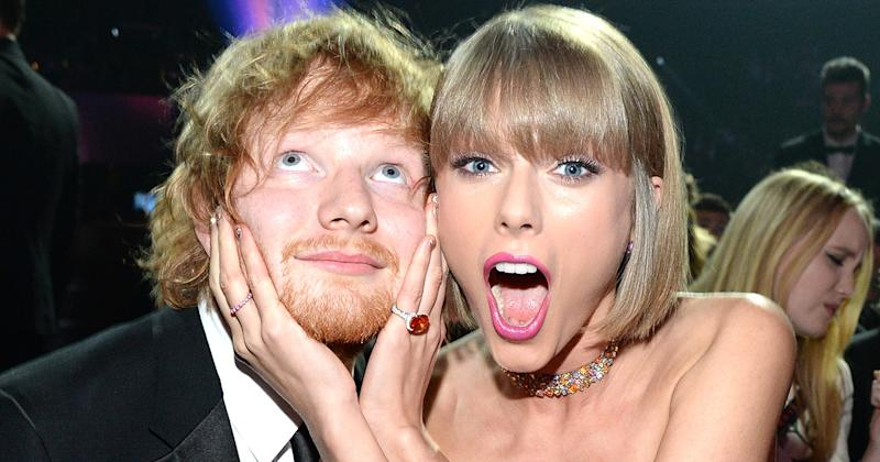 Taylor Swift wrote an endearing essay about her BFF Ed Sheeran, and it's giving us #friendshipgoals