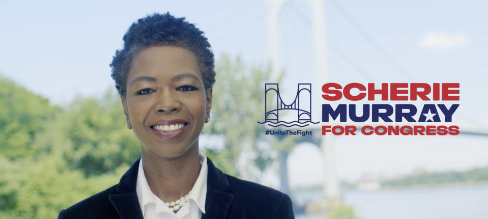 Scherie Murray is a Republican congressional hopeful who plans to challenge AOC's New York District 14 seat in 2020. (Credit: Scherie Murray)