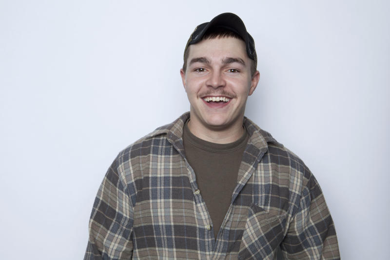"FILE - This Jan. 2, 2013 file photo shows Shain Gandee, from MTV's ""Buckwild"" reality series in New York. Gandee and his uncle have been reported missing in West Virginia. The Kanawha County Sheriff's Department said 21-year-old Shain Gandee and his uncle, 48-year-old David Gandee, were last seen around 3 a.m. Sunday, March 31, at a bar in Sissonville, W. Va. Family members said the men planned on riding their all-terrain vehicles, but did not say where. They reported the men missing after they couldn't get in contact with them Sunday.  (Photo by Amy Sussman/Invision/AP, file)"