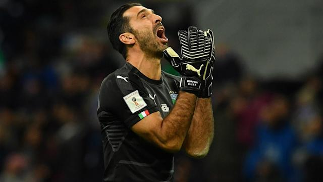 Gianluigi Buffon admits he finds it helpful to shed tears - but football is not the reason behind him showing his emotions.