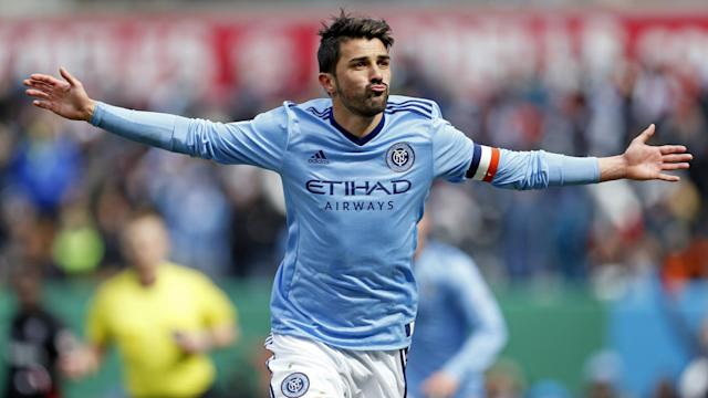 The reigning MLS MVP has extended his deal by one year, keeping him under contract with Patrick Vieira's side until 2018.