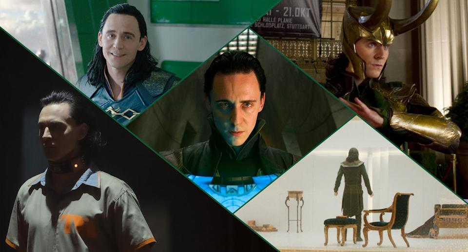 Tom Hiddleston's Loki has earned the title of God of Mischief many times over (Marvel Studios)