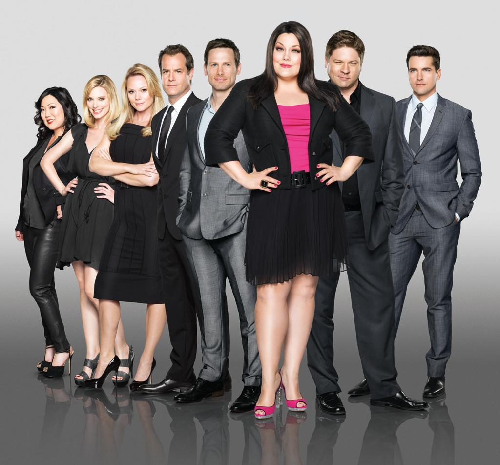 "<p><b>""Drop Dead Diva"" (Lifetime)</b><br><br>  <b>Returns June 3 </b> <br>  <br>If you don't get enough Kim Kardashian on every single E! show and in every tabloid, she'll be bringing her ass and her vocal fry to this show for several episodes. Is it too much to hope that she gets swapped into the body of a larger woman? </p>"