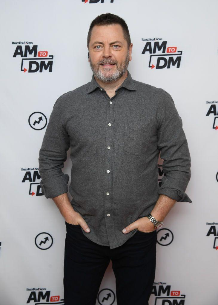 <p>Fans now expect to see Offerman with some sort of facial hair, given how popular his <em>Parks and Recreation </em>character is with it. </p>