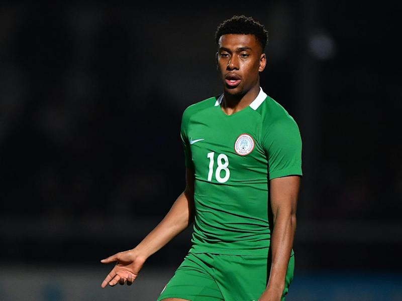 Iwobi elected to represent Nigeria rather than England (Getty)