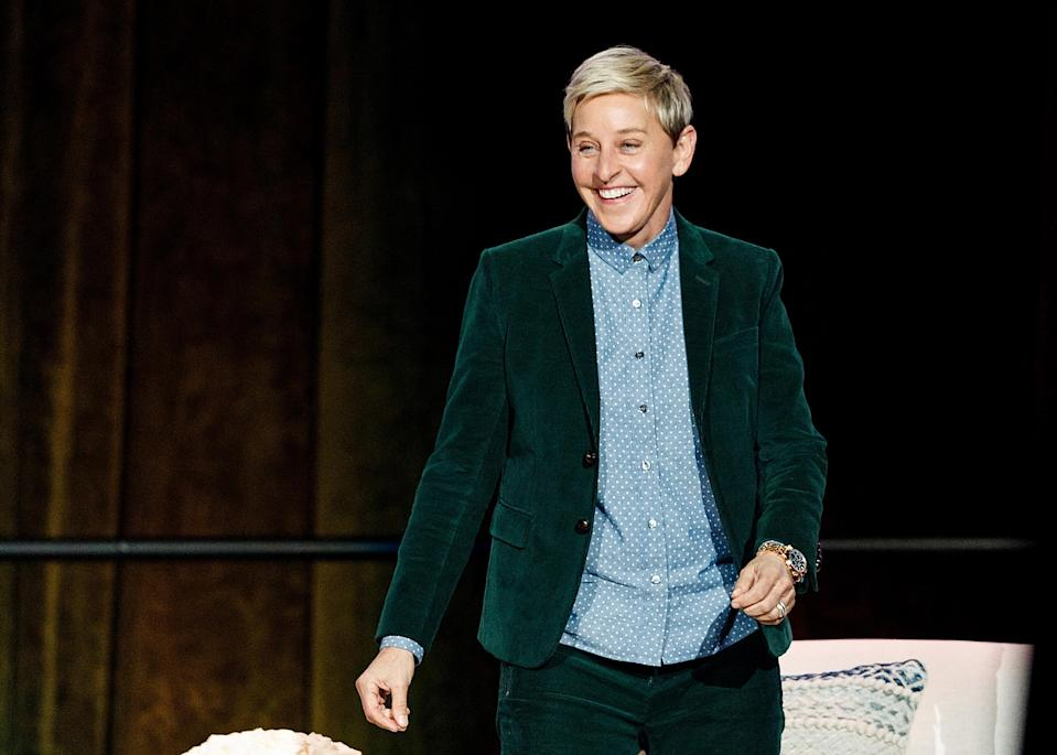 Ellen DeGeneres is thinking of ending her daytime talk show to focus on other projects. (Photo: Andrew Chin/Getty Images)