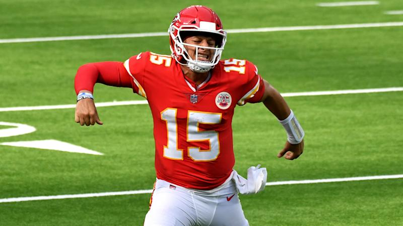 Mahomes and Super Bowl champions Chiefs win in OT, Ravens and Seahawks stay perfect