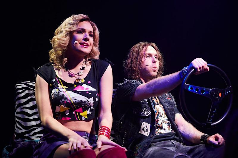 Courtesy Rock of Ages Hollywood