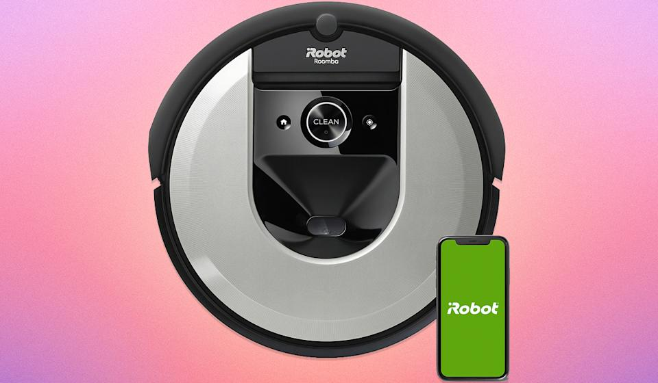 The biggest name in robot vacuums, now more affordable than ever. (Photo: QVC)