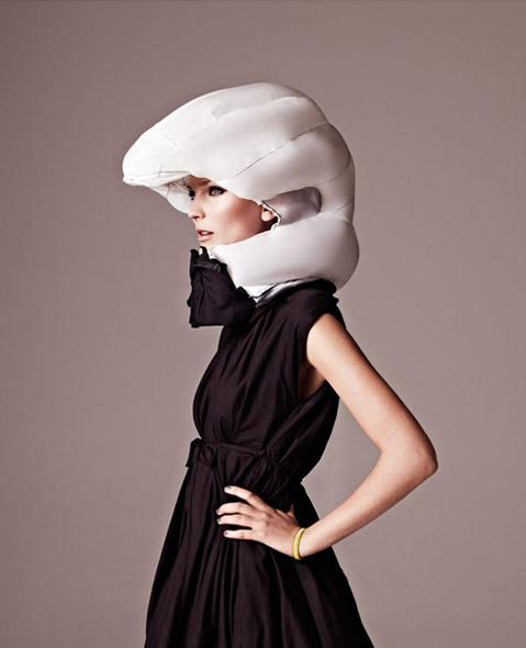 Swedish design company wins award for 'invisible' cycle helmet