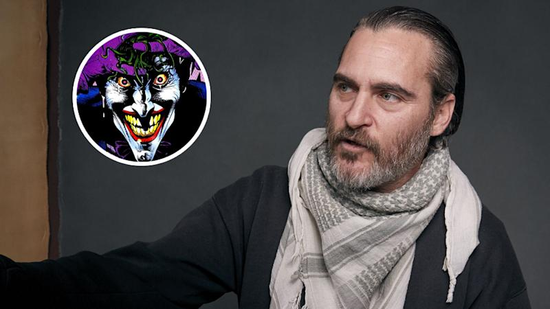 Joaquin Phoenix's Joker to release on October 4