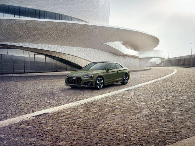 Audi freshens up and discounts the A5 for 2020 model year