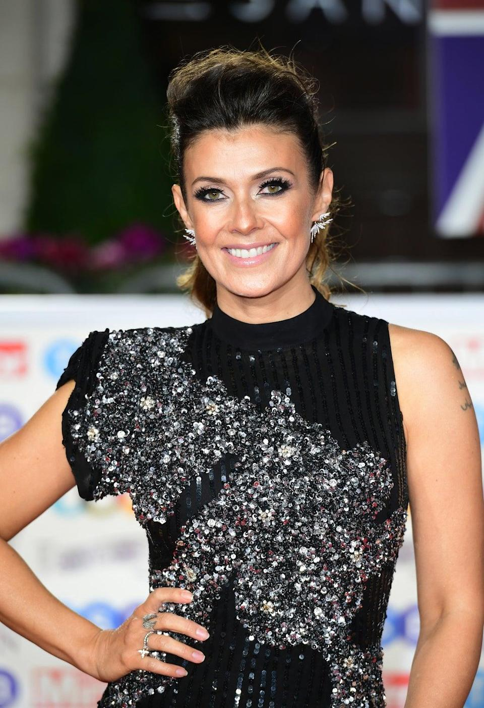 Kym Marsh presents Morning Live (PA Wire)