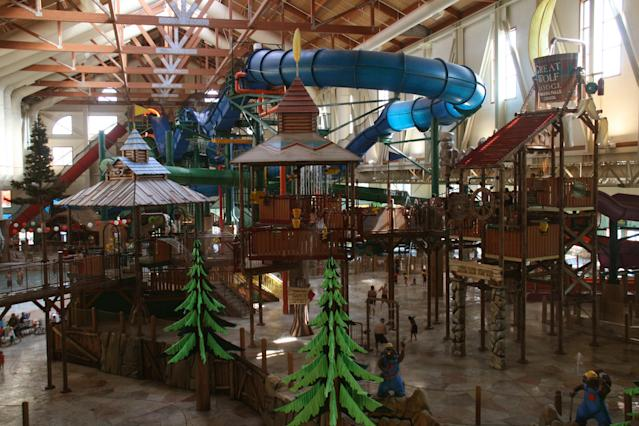 Great Wolf Lodge in Niagara Falls, Ont. (Flickr/lam_chihang)