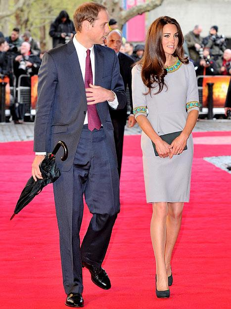 Wow! Kate Middleton Stuns in First Public Appearance in Months!