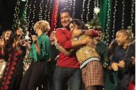 <p><strong>Saturday, November 21 at 8 p.m.</strong></p><p>David (played by<strong> Mario Lopez</strong>) lost the holiday spirit after his wife passed, and now his daughter and sister are determined to bring it back. Their solution: Set him up on a dating site and bring new love into his life. </p>