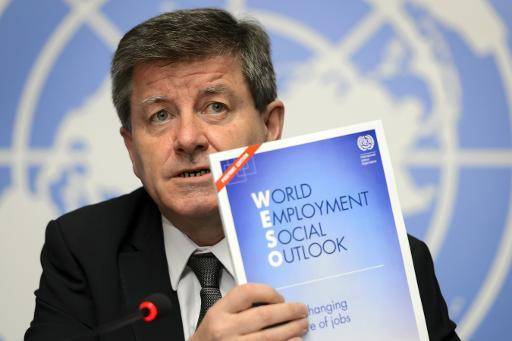 ILO says only one-fourth of the world's workers have solid jobs