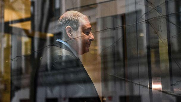 PHOTO: Lev Parnas arrives at Federal Court on Dec.17, 2019 in New York City. (Stephanie Keith/Getty Images, FILE)