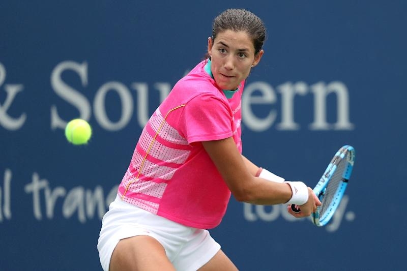 Defending Champion Muguruza Dumped Out Of Cincinnati Masters