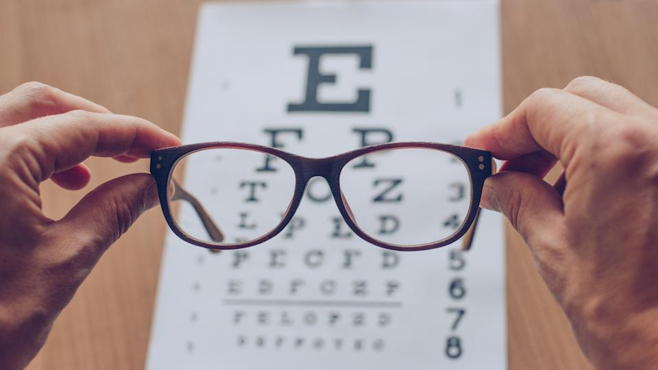 An eye care charity has suggested a rile for helping to protect eyesight during the coronavirus pandemic. (Getty Images)