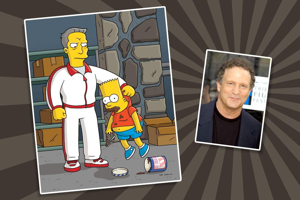 "A contributor since the first season, Albert Brooks has proved to be an invaluable utility player who can come in and hit a home run when the show needs a fresh voice. As Cowboy Bob, he sold Homer a dilapidated RV that eventually plummets off a cliff, and as Jacques, a French bowling instructor, he wooed Marge Simpson when she became angry that Homer got her a bowling ball for her birthday. Most recently, he appeared in ""The Simpsons Movie"" as EPA chief Russ Cargill."