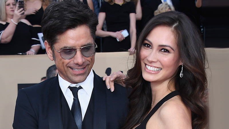 John Stamos and Wife Caitlin McHugh Welcome Their First Child