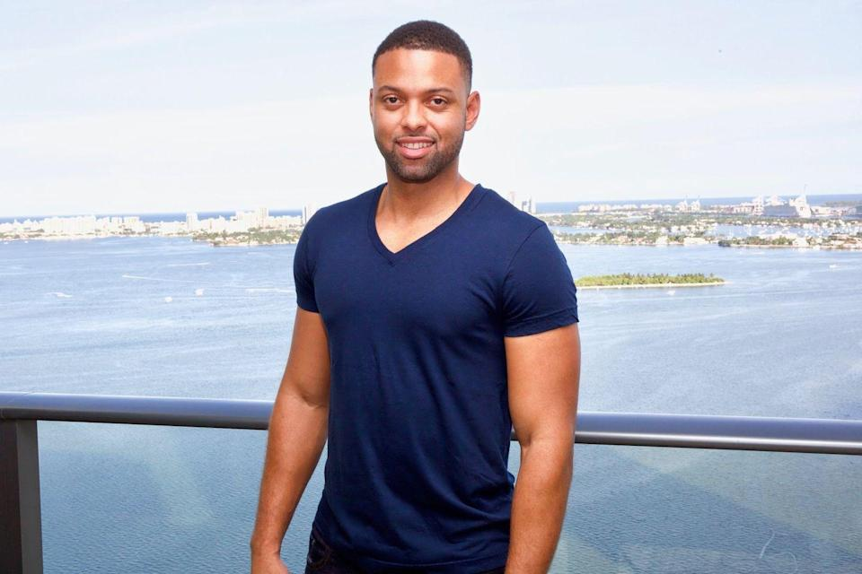 """<p>Karl may look familiar to you, too. He almost made it on Clare/Tayshia's season last year. He's a motivational speaker and founder of Next Level Success. Will he inspire Katie to give a rose every week? </p><p><strong>Age: 33</strong></p><p><strong>Hometown: Miami, FL</strong></p><p><strong>Instagram: <a href=""""https://www.instagram.com/ksmithinspires/"""" rel=""""nofollow noopener"""" target=""""_blank"""" data-ylk=""""slk:@ksmithinspires"""" class=""""link rapid-noclick-resp"""">@ksmithinspires</a></strong></p>"""