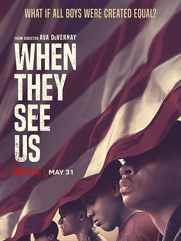 Poster When They See Us. (Foto: Dok. IMDb/ Netflix)
