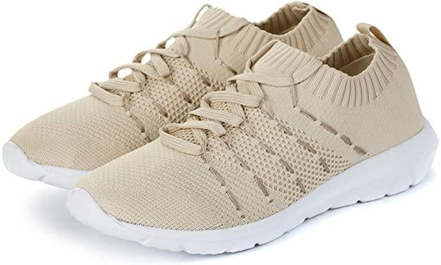 The EvinTer women's running shoes come in 22 different colours. (Photo via Amazon)