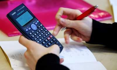Maths Skills: Parents 'Fear Helping Children'