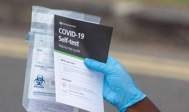 Coronavirus: UK records another 13,864 COVID-19 cases and 87 deaths