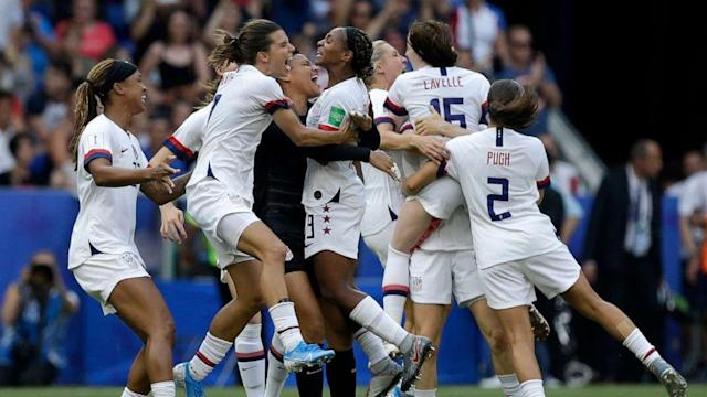 USWNT used innovative period tracking to help player performance at World Cup (ABC News)