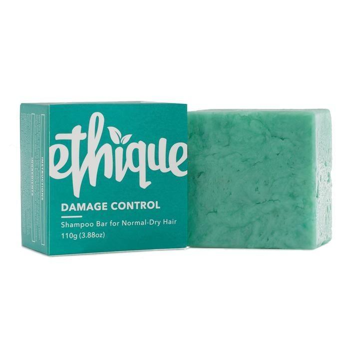 <p>When you think about how many shampoo and conditioner bottles you go through, it's quite shocking. If you're looking to reduce this, <span>Ethique Damage Control Shampoo Bar</span> ($15) gives all the benefits of typical shampoo but in bar form, with a biodegradable wrapper.</p>